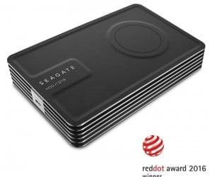 Seagate Innov8: World's First USB-Powered Desktop Hard Drive