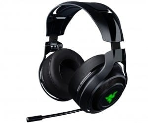 Razer Goes Wireless with New Non-Poisonous ManO'War Gaming Headset