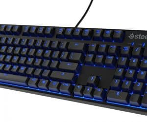 SteelSeries Apex M500 Tournament Keyboard Ups the eSports Game