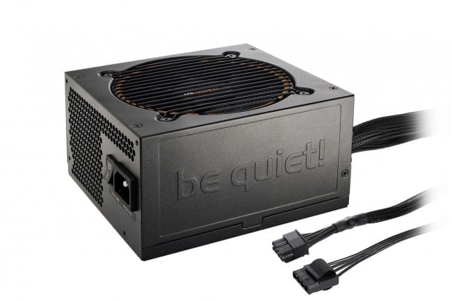 be quiet! Pure Power 9 CM Offers Improved Tech for Your Quiet PC