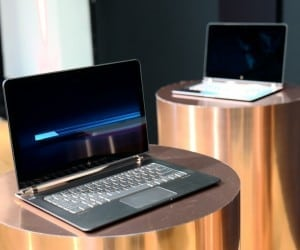 HP Spectre Is World's Thinnest Laptop, Rocks Edgy New Logo