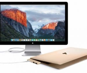 Expand with HYPER USB Type-C Hub for New 12-Inch MacBook
