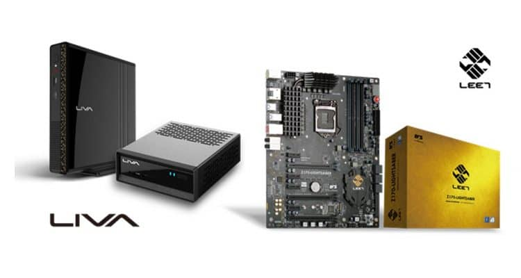 Computex 2016: ECS Goes Big With Little LIVA Pro mini-PC