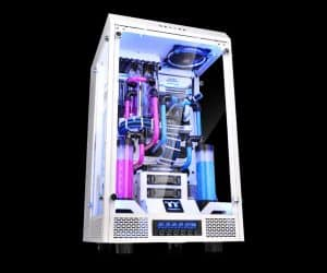 Computex 2016: Project The Tower by Thermaltake Is Living Large