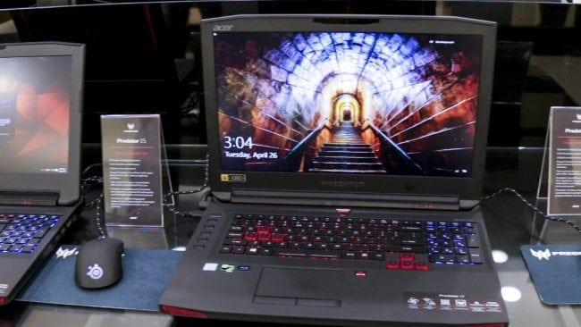 A Focus on Taiwan - ACER is Back into PC Gaming Desktops and Notebooks