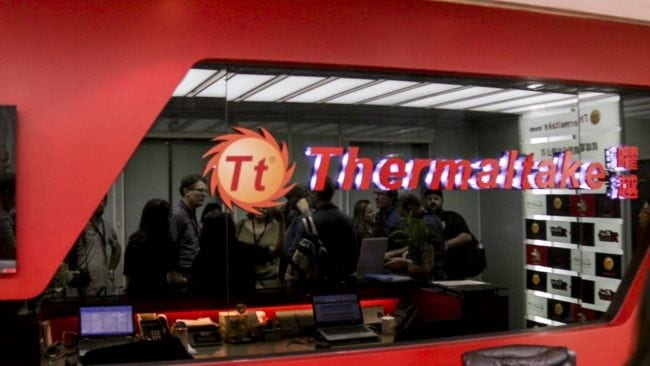 A Focus on Taiwan - PC Gaming Culture Thrives at Thermaltake through Tt eSports