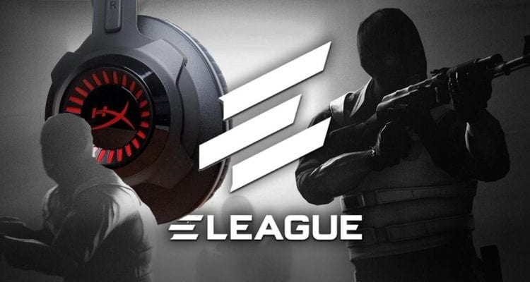 HyperX Named ELEAGUE Official Headset Sponsor