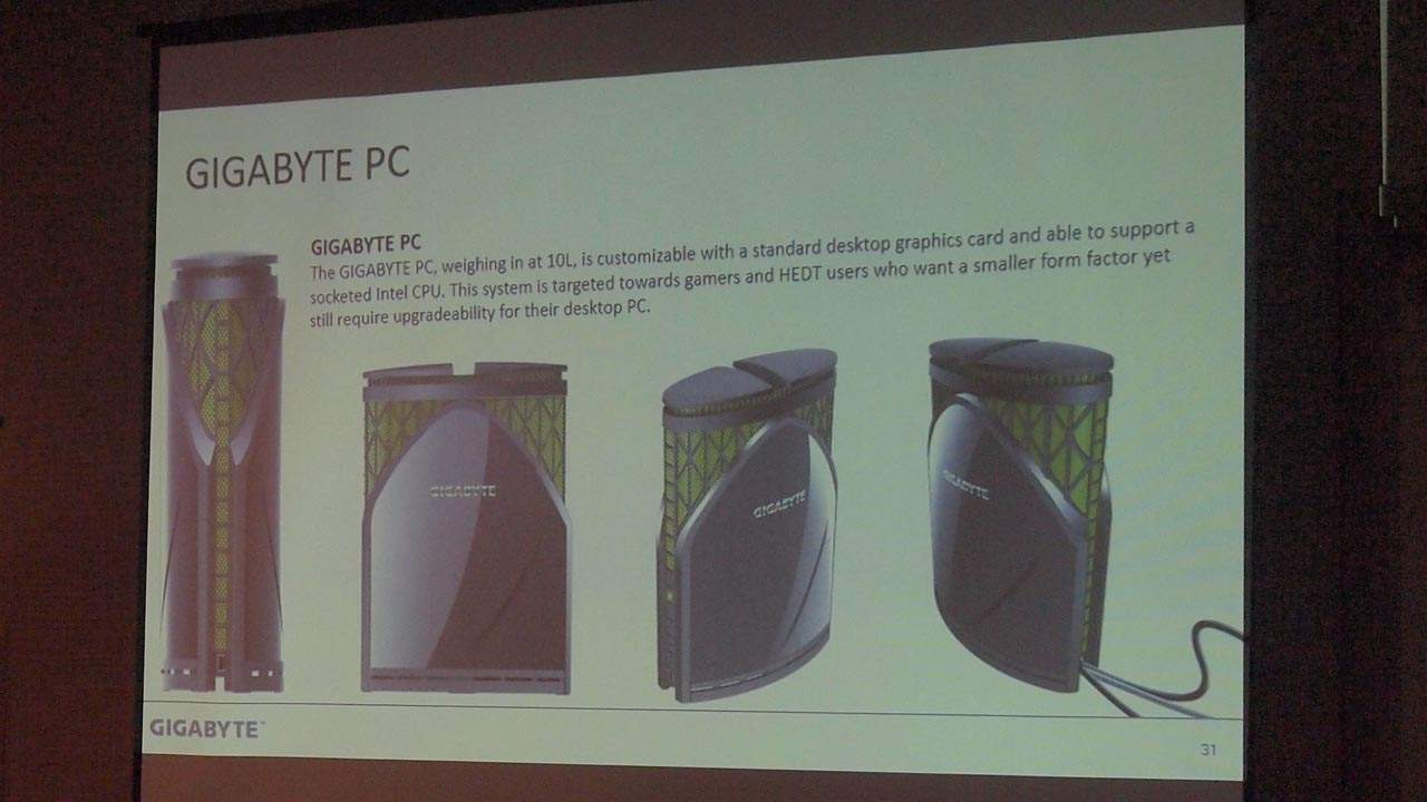 Napa Valley Press Event: Gigabyte, Corsair and Intel Putting Gamers First