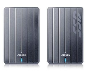 ADATA SC660, HC660 Premier External Drives for Data on the Go