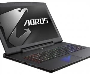 AORUS and GIGABYTE Unleash GTX 10 Series Laptops