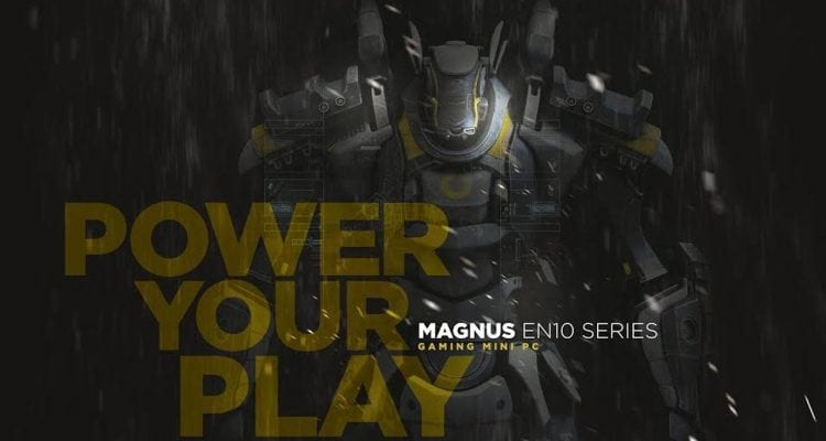 ZOTAC MAGNUS Shoehorns VR Gaming into Tiny Mini PC
