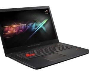 ASUS ROG Strix GL702VM Laptop for VR Gaming Fanatics