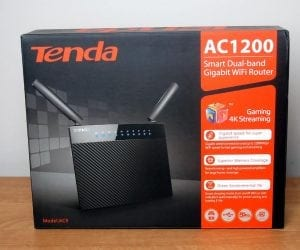 Tenda AC9 AC1200 Smart Dual-Band Router Review