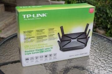 TP-Link Archer C3200 Tri-Band Gigabit Router Review