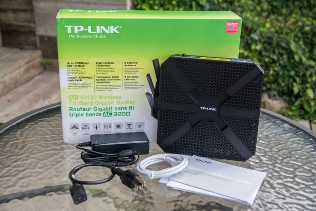 TP-Link Archer C3200 Tri-Band Gigabit Router Review