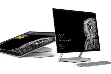 Did the Microsoft Surface Studio Just Kill Apple's iMac?