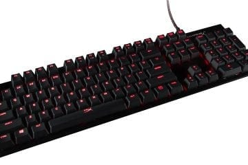 HyperX Keyboard Line Launches with ALLOY FPS