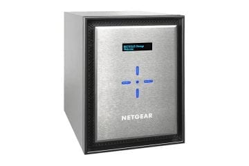 NETGEAR ReadyNAS 526x and 626x for SMBs and Creative Pros