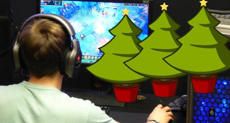 Pc gamers christmas gift ideas