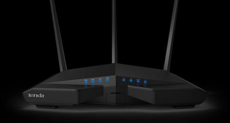 Tenda Introduces an Advanced Dual-Band Gigabit WiFi Router: AC18
