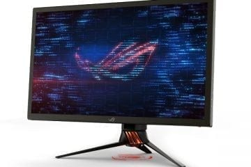 CES 2017 - ASUS ROG Announces Swift PG27UQ 4K Gaming Monitor