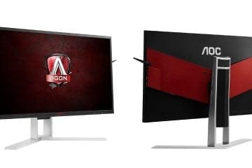 More AOC Agon Gaming Monitors with Sync Stuff