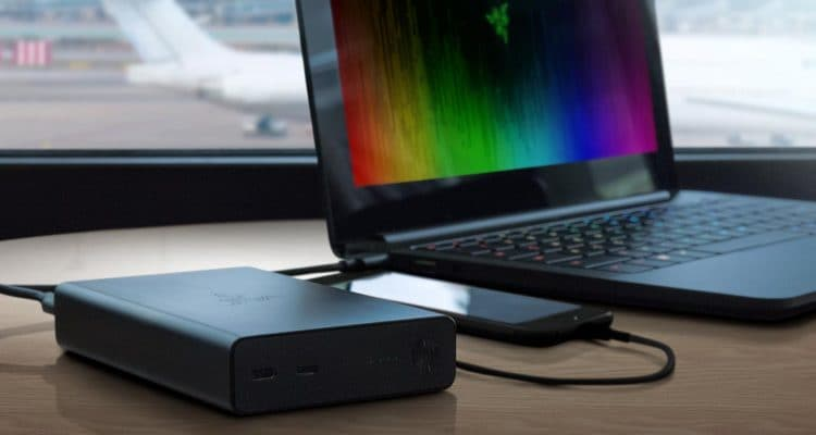Razer Power Bank Extends Your Razer Blade Gaming Session