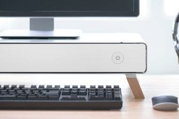 Cryorig Taku Monitor Stand PC Case Keeps It Clean