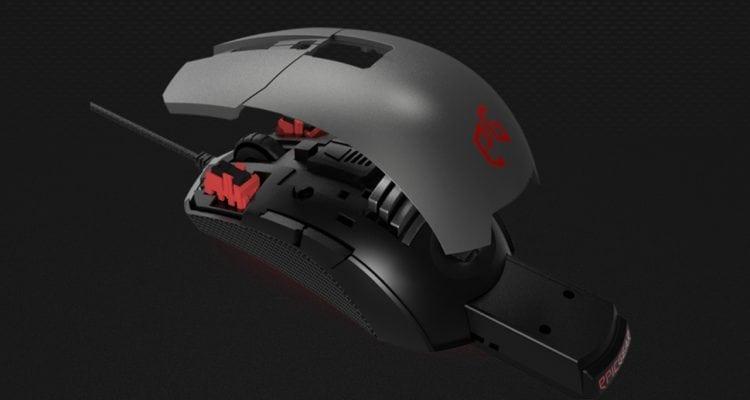 EpicGear Morpha X Gaming Mouse Wins Design Award