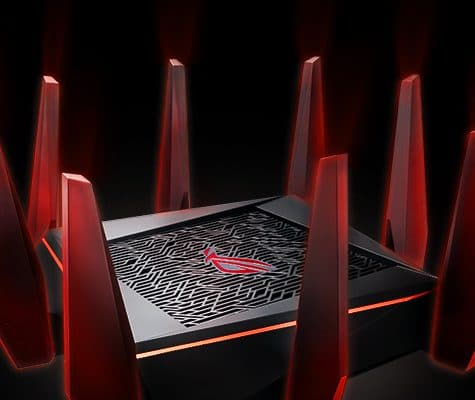 Computex 2017: Asus Republic of Gamers Launches Rapture GT-AC5300