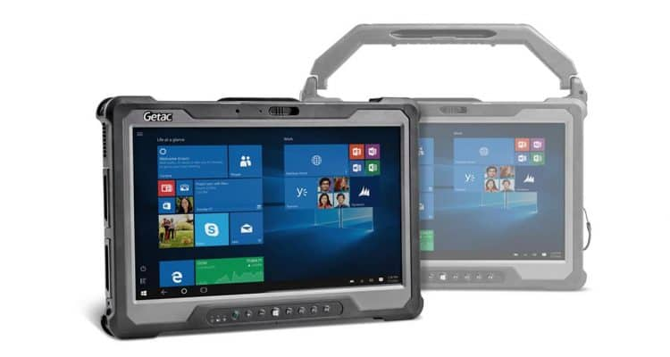 Getac A140 14-Inch Tablet Is Massively Rugged