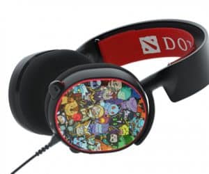SteelSeries Arctis 5 Dota 2 Edition Stays In Its Lane