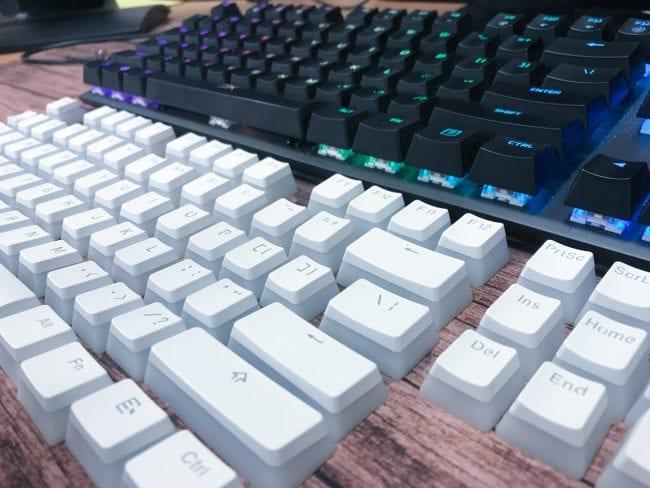 HyperX Double-Shot PBT Keycaps
