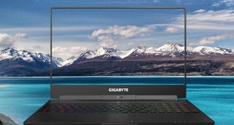 GIGABYTE AERO 15 X Pushes Legendary Gaming