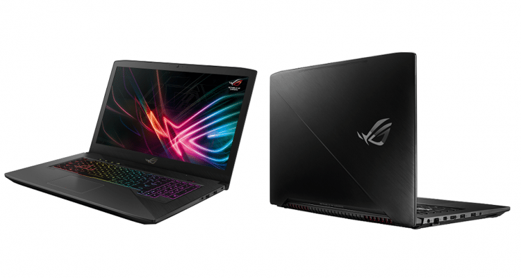 ASUS ROG Strix GL503, GL703 for Agile Gamers