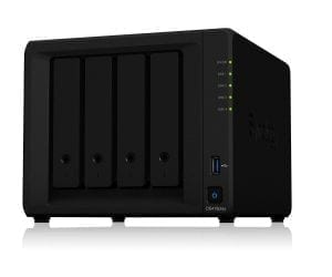 Synology Launches the DiskStation DS418play