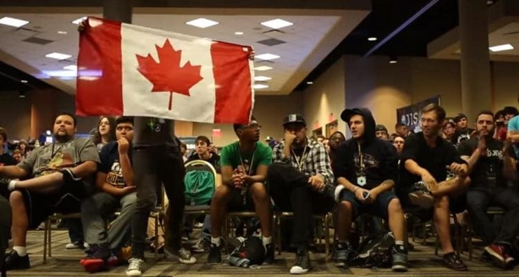 Red Bull YouTube Series Highlights Canada's Smash Community