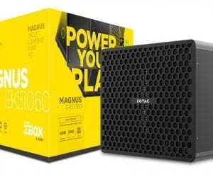 ZOTAC MAGNUS EK/ER Mini PCs with Desktop Graphics