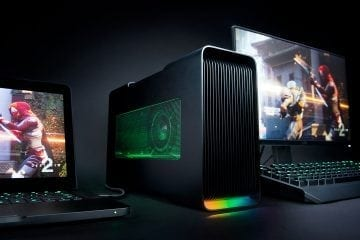 Razer Blade Stealth and Core V2 Step Up Your Game