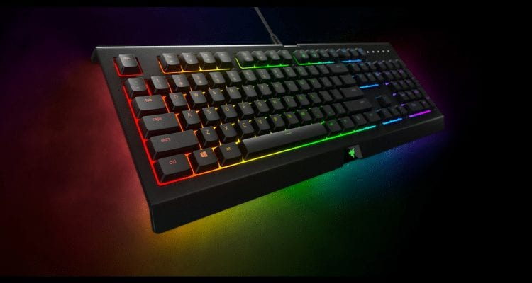 Razer Cynosa Chroma Keyboard Lights Up Your Night