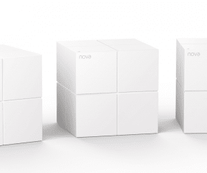 Tenda Nova Mesh WiFi System Keeps You Connected