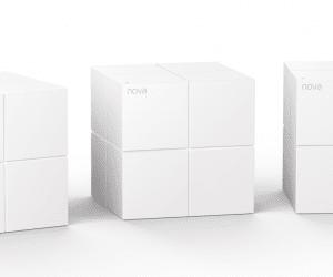 Tenda Nova Mesh WiFi System Keeps You Connected