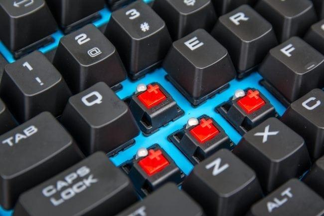Corsair K63 Wireless Mechanical Keyboard Review
