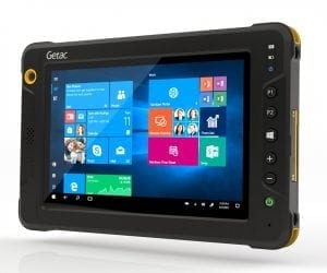Getac EX80 Fully Rugged Tablet Survives Everything