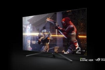 CES 2018 - ASUS ROG Swift PG65 Big Format Gaming Display with G-SYNC