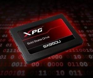 ADATA XPG Reveals SX950U 3D NAND Gaming SSD