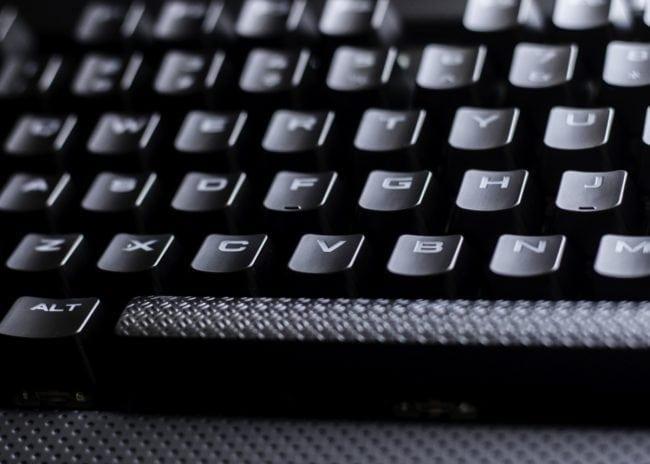 Corsair K70 RGB Mechanical Gaming Keyboard Review