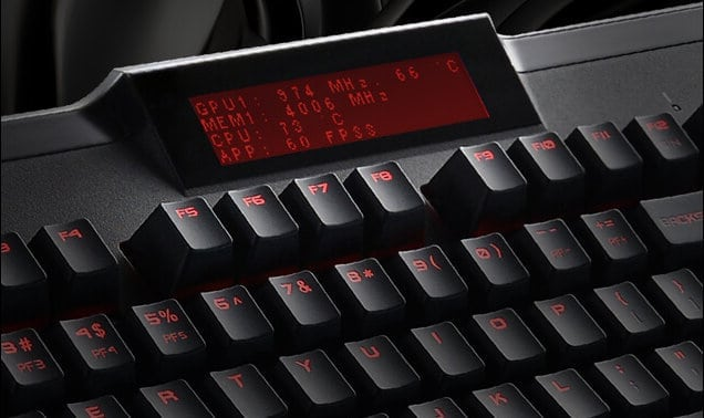 EVGA Introduces the Z10 Mechanical Gaming Keyboard