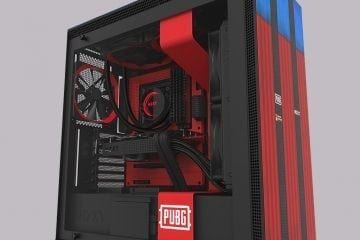 NZXT Brings Love to PUBG with Limited Edition H700 Case