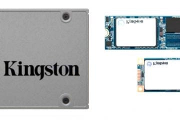Kingston Digital Adds 2TB Capacity to UV500 Series of SSDs